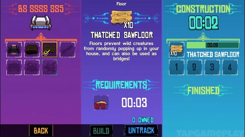 Crashlands craft
