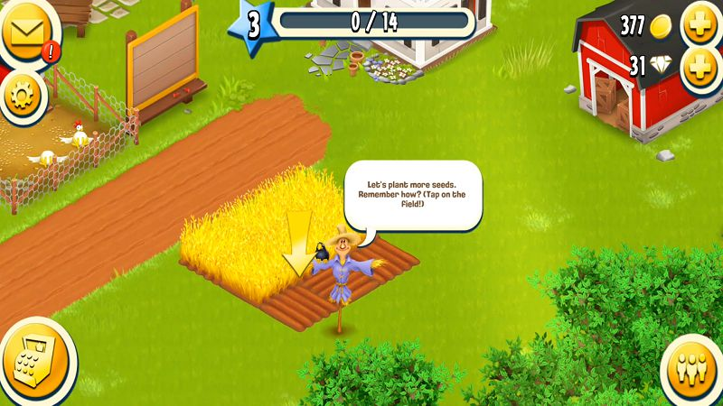 Hay Day Gameplay