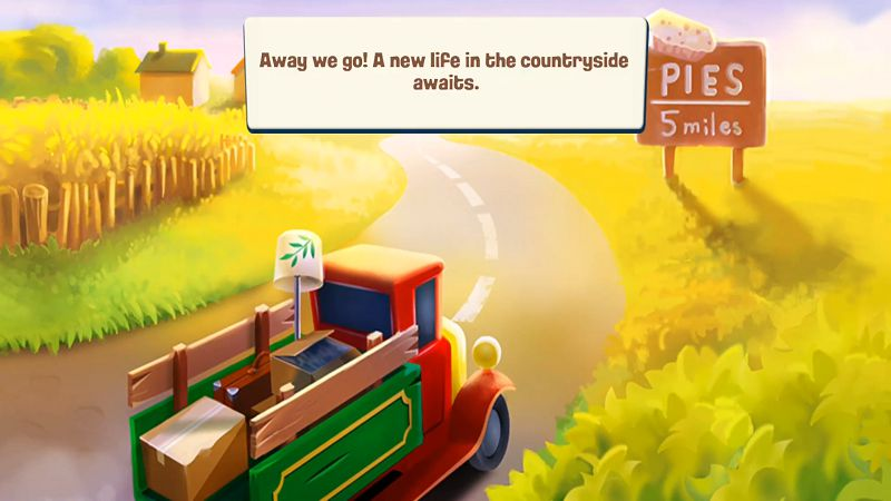 Hay Day Story