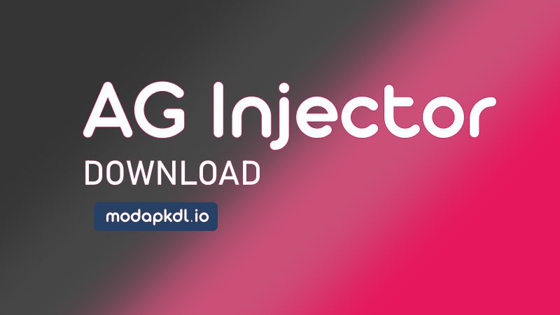 AG Injector Download