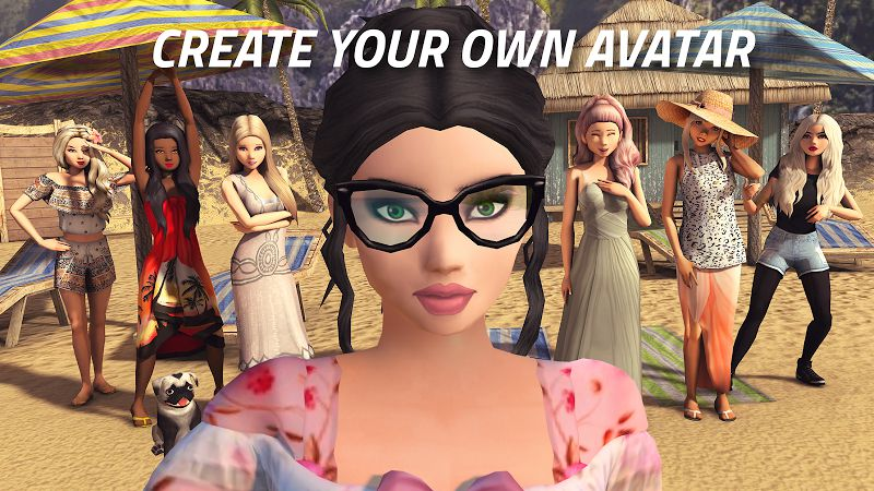 Avakin Life creat your character