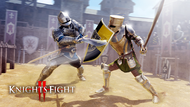 Knights Fight 2 MOD for Android