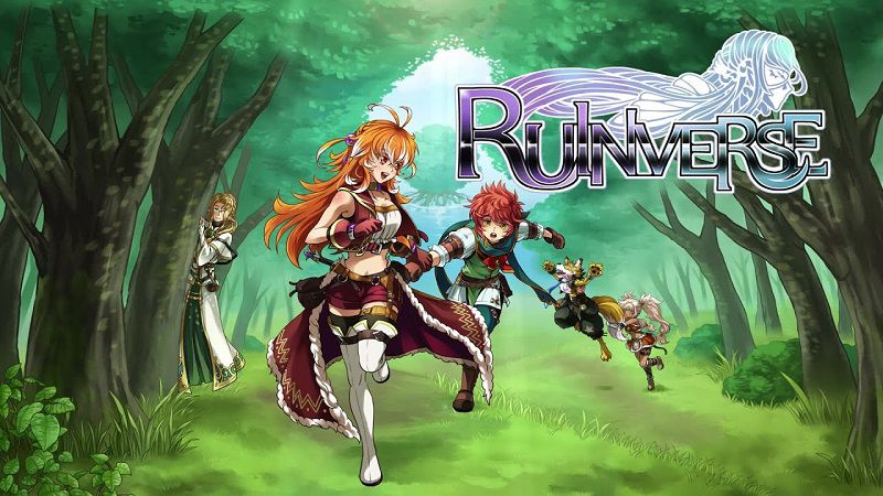 RPG Ruinverse mod for Android