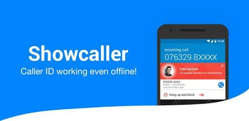 Showcaller mod for Android