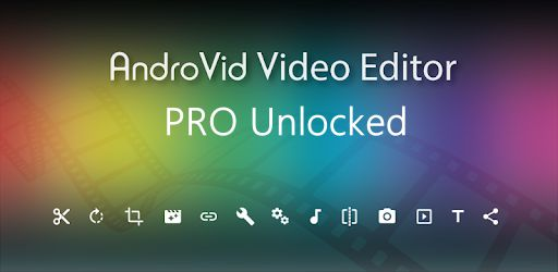AndroVid PRO for Android