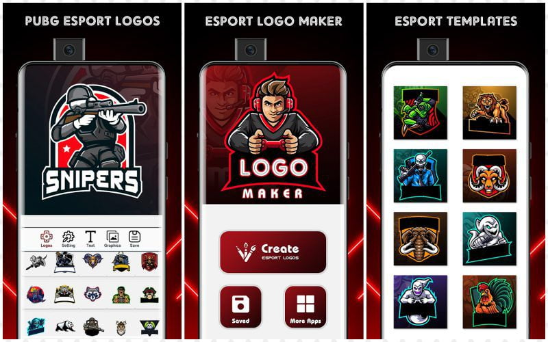 Logo Esport Maker key features
