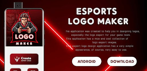 Logo Esport Maker mod for Android