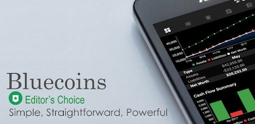 Bluecoins Finance premium for Android