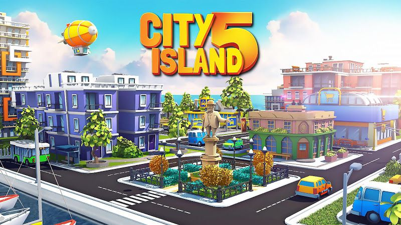 City Island 5 mod for Android