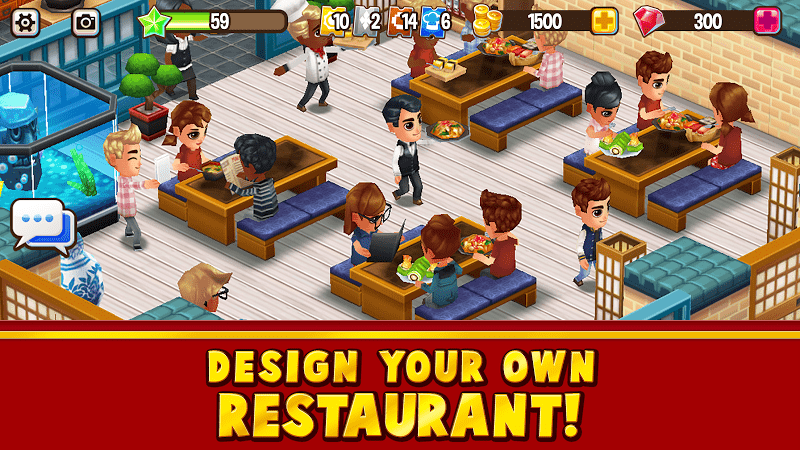 Food Street Gameplay