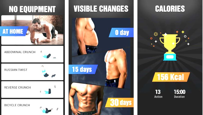 Six Pack in 30 Days for Android