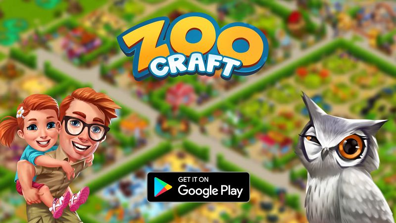 ZooCraft_ Animal Family mod for Android