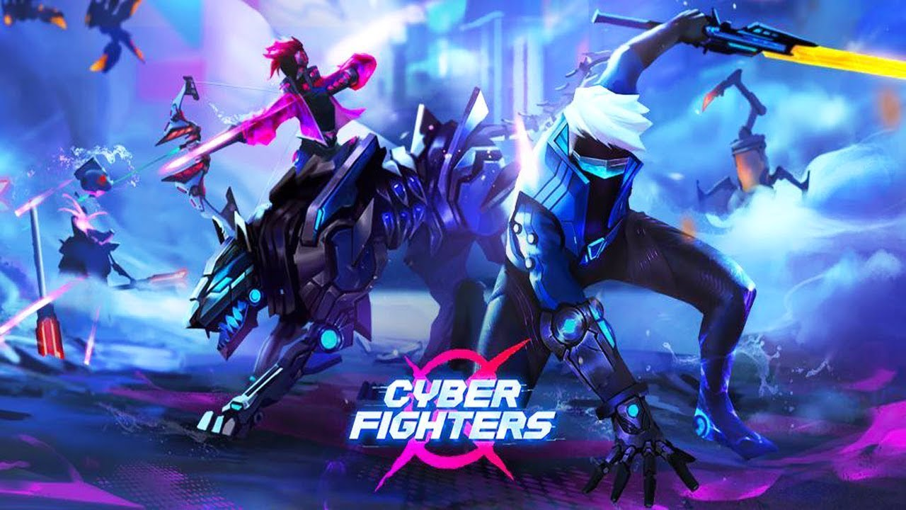 Cyber Fighters- Stickman Cyberpunk-hack-mod-apk